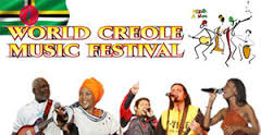 Lineup announced for Dominica's World Creole Music Festival 2014 3
