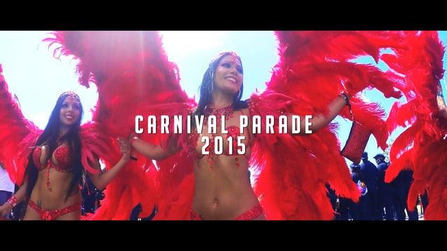 Trinidad & Tobago Carnival Parade 2015 1