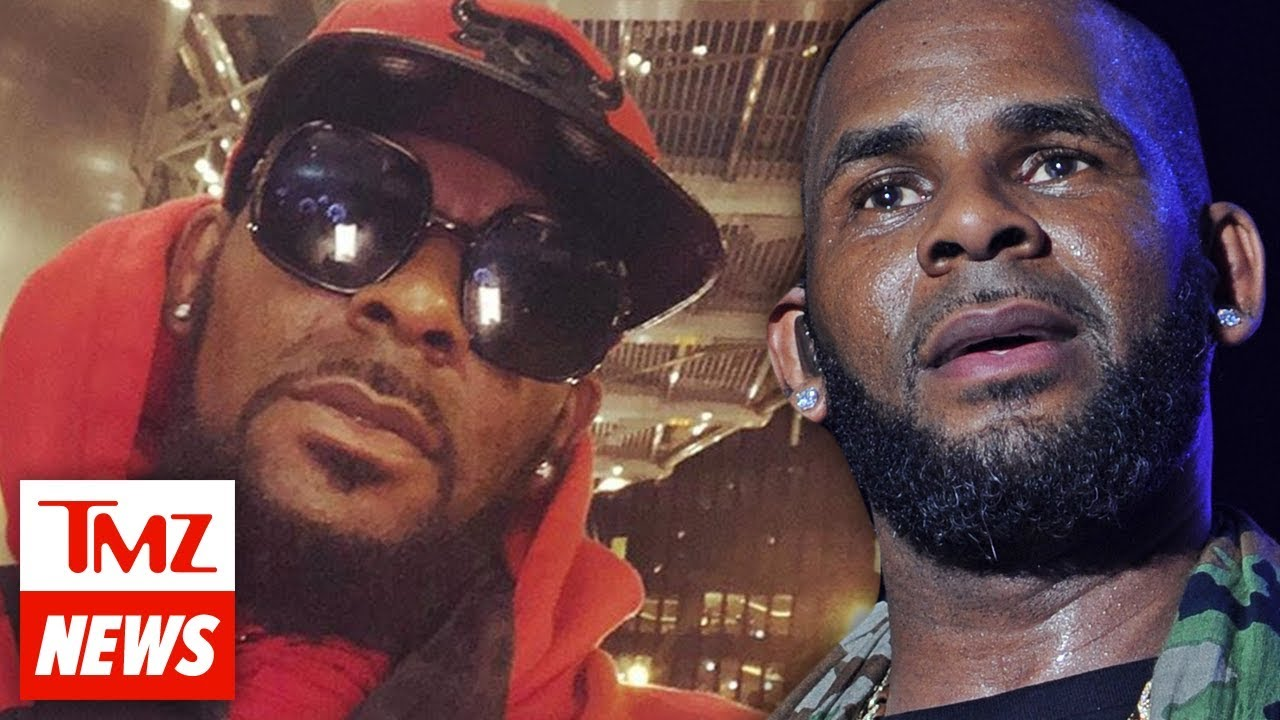 R. Kelly Riddled with Panic Attacks Before and After Lifetime's 'Surviving'   TMZ NEWSROOM TODAY 5