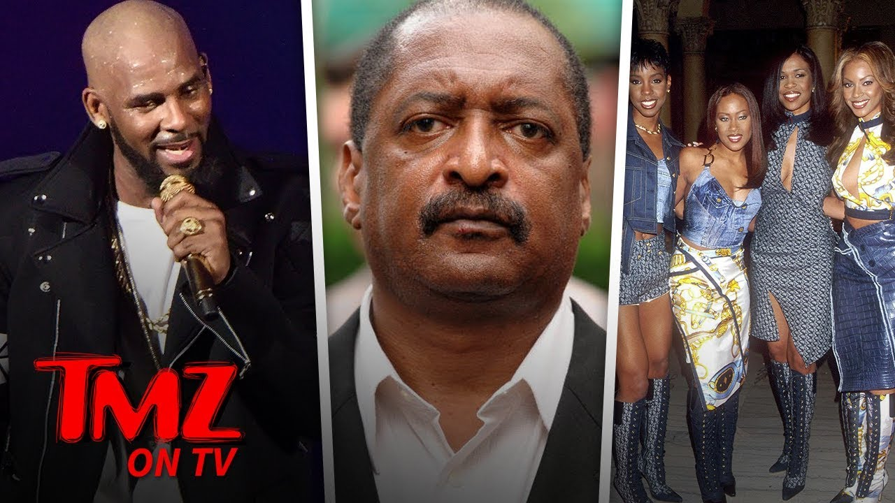 Beyonce's Dad Says Destiny's Child Worked with R. Kelly Because it's Business   TMZ TV 3