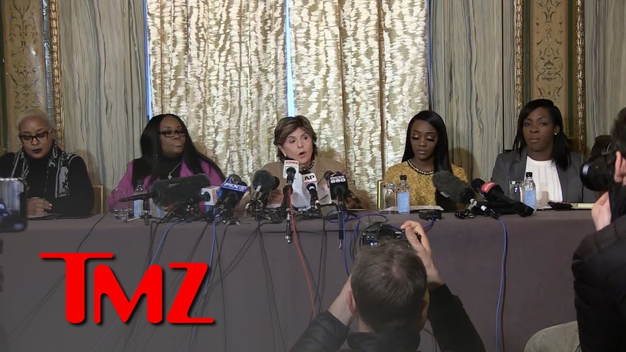 R. Kelly's Alleged Victim Claims He Retaliated with Threatening Letter | TMZ 5