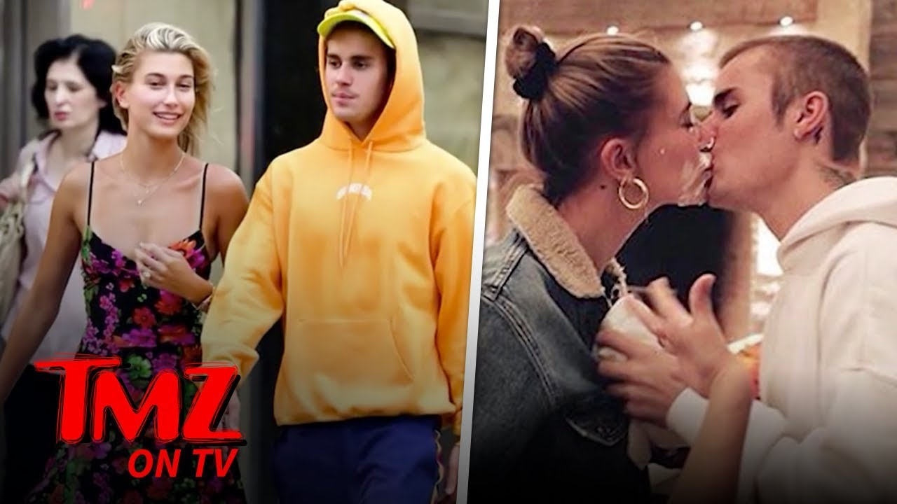 Justin & Hailey Bieber Getting Married A Second Time in L.A. Wedding | TMZ TV 4