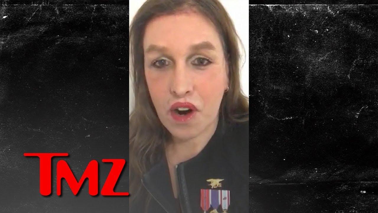 Transgender Ex-Navy SEAL Kristin Beck Bashes Ban on Military Service | TMZ 4