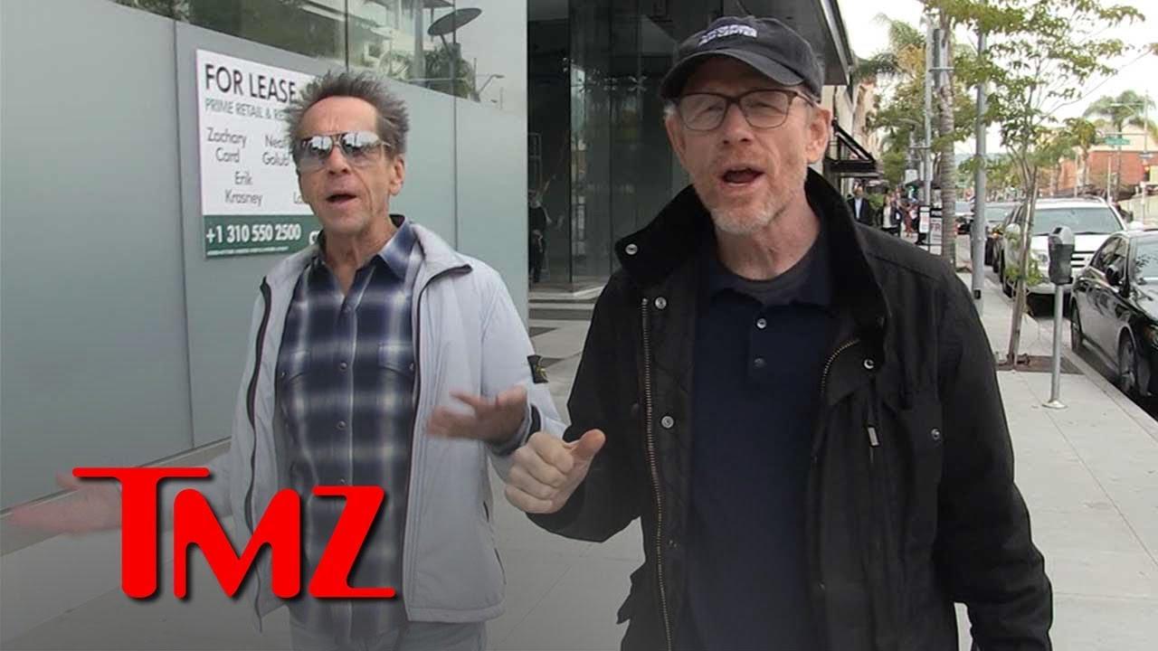 Ron Howard and Brian Grazer Go Off on Jussie Smollett Attackers   TMZ 5