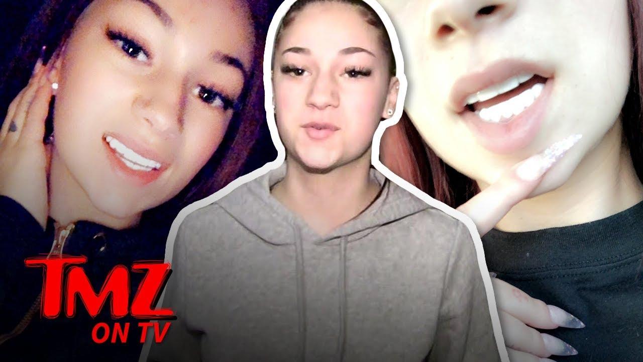 Danielle Bregoli Gets A Whole New Set Of Teeth! | TMZ TV 3