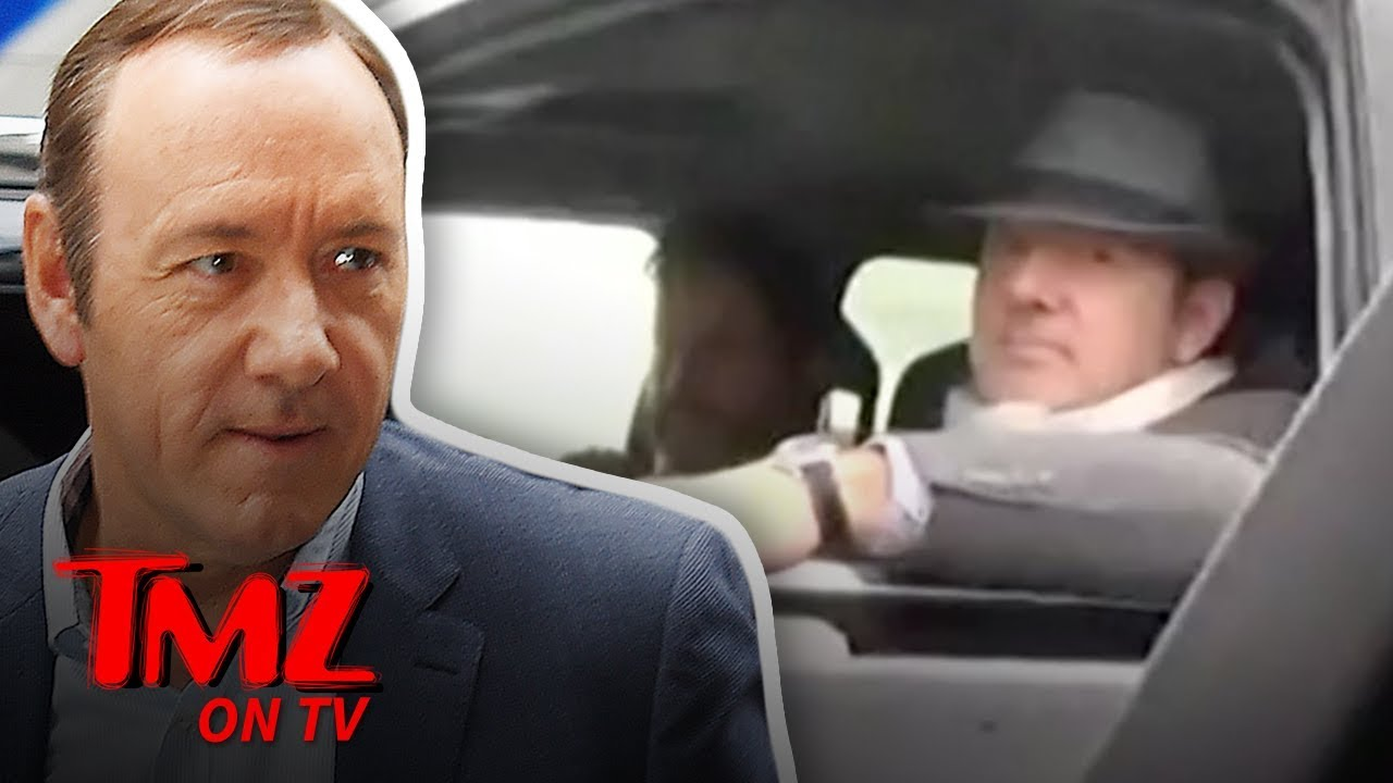 Kevin Spacey's Court Appearance Day Gets Even Worse | TMZ TV 4