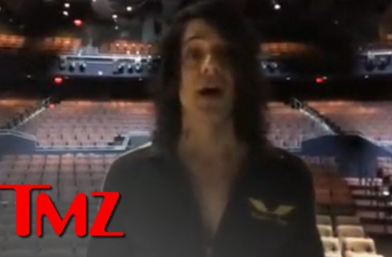 Criss Angel Floored by 'Make-A-Wish' Honoring Son in Cancer Remission | TMZ 5