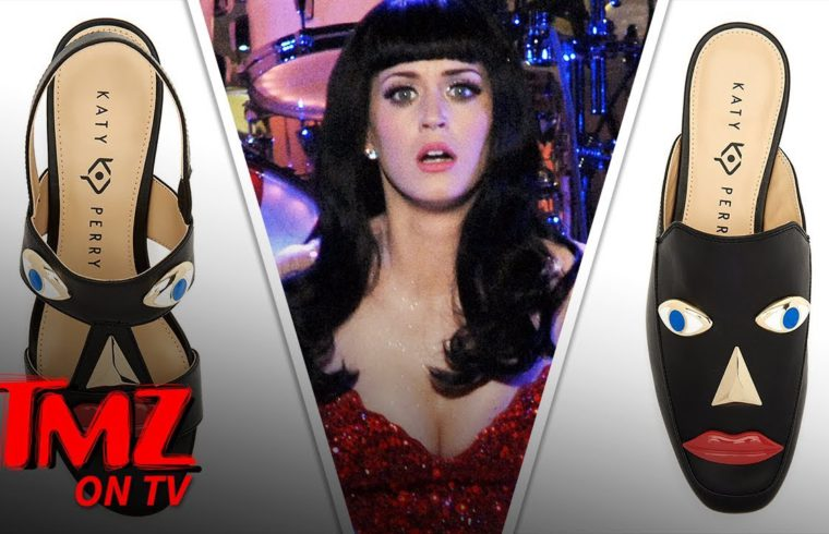 Katy Perry 'Blackface' Shoes Officially Pulled from Shelves | TMZ TV 1