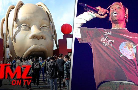 Travis Scott Fans Lose Their Mind When Show Is Canceled | TMZ TV 8