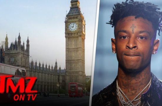 21 Savage Surrenders, Booked & Released for Felony Theft After Skipping Gig | TMZ TV 7