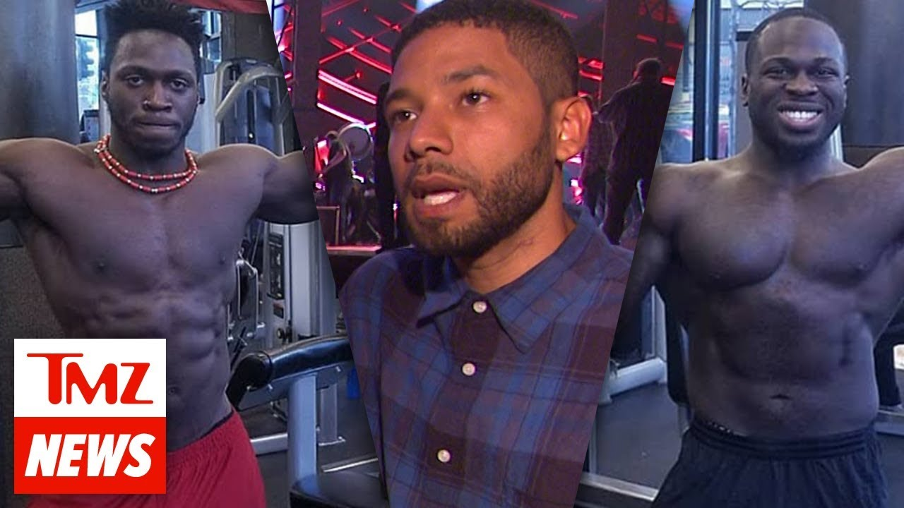Jussie Smollett's 'Empire' Role Slashed in Wake Of 'Attack' Scandal | TMZ NEWSROOM TODAY 4