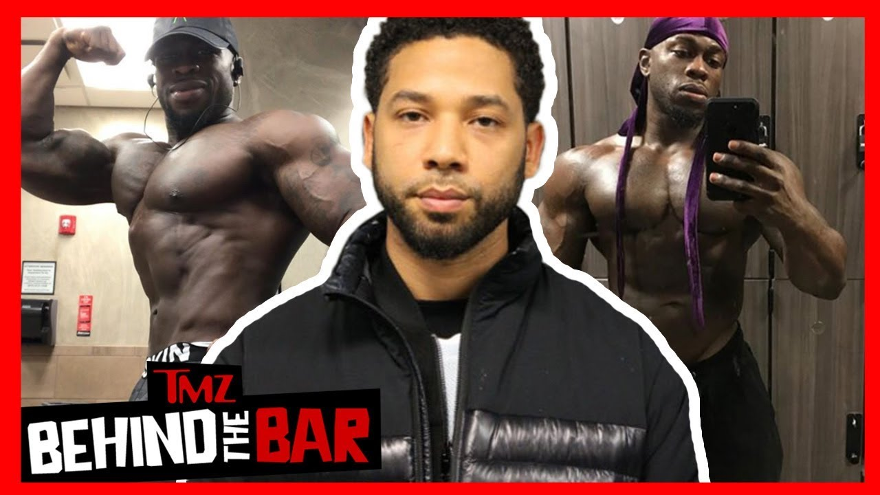 The Case Against Jussie Smollett - Everything We Know | TMZ Behind The Bar 4