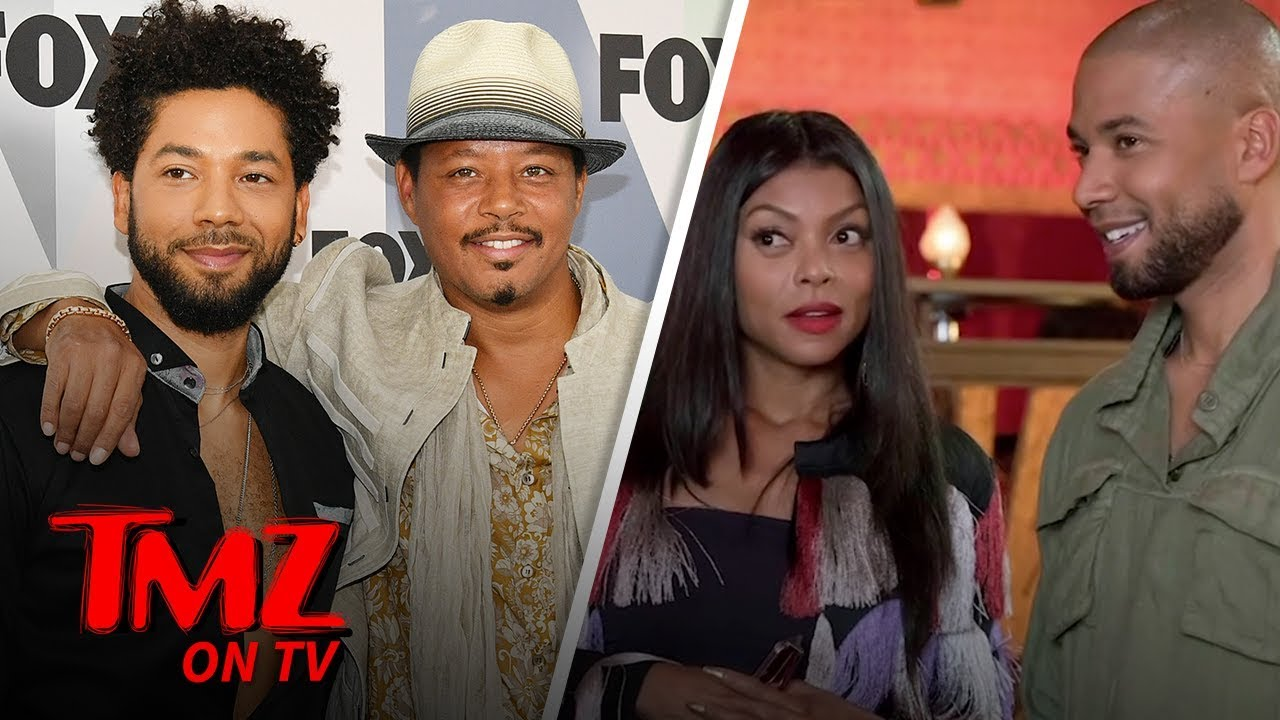 'Empire' Removes Jussie from Final Episodes of the Season | TMZ TV 3