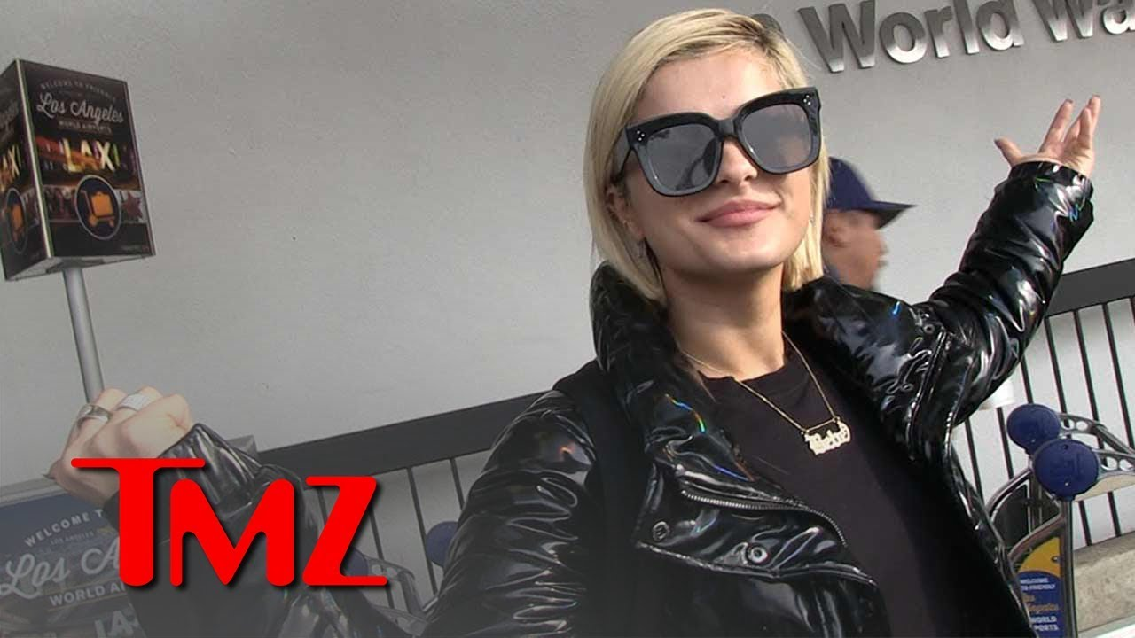 Bebe Rexha Flying Home to Make Up with Dad, Wants Fans to Stop Talking S**t | TMZ 4