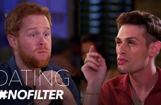 Peter's Ex Left a Leg at His Place | Dating #NoFilter | E! 8