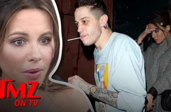 Pete Davidson & Kate Beckinsale Are A THING?! | TMZ TV 8