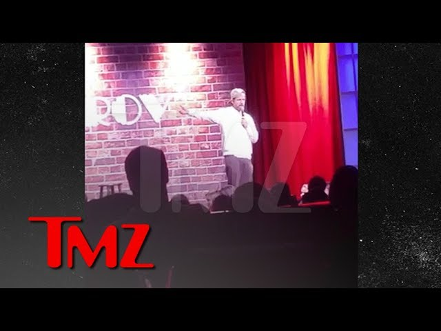 Jamie Kennedy Boots Hecklers, Lectures Crowd, Then Walks Out | TMZ 1