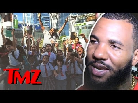The Game  - As You've Never Seen Him Before!   TMZ 5