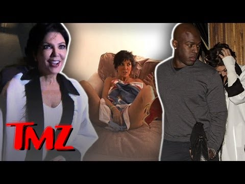 Kris Jenner Marks Her Territory!   TMZ 1