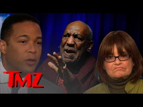 Alleged Cosby Victim BLAMED by CNN Reporter   TMZ 1