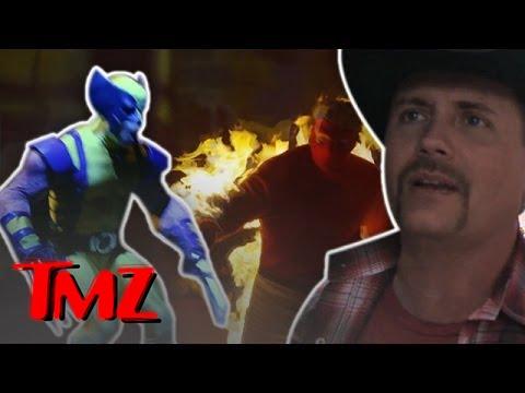 Country Star John Rich – Marvel Superhero Show is TOO LOUD! | TMZ 1
