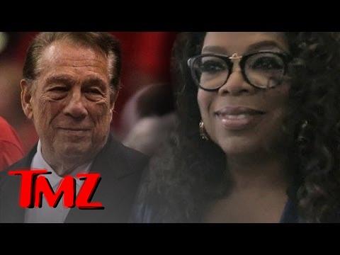 Oprah BLASTS Donald Sterling!   TMZ 1