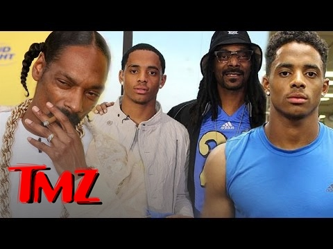 Snoop Dogg's Son Cordell Broadus -- Peace Out, Bruins! Quits UCLA Football | TMZ 1