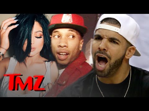 Drake Puts Tyga on Blast For Relationship with Underage Kylie Jenner | TMZ 4