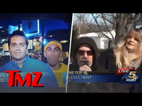 Live News Plagued By Videobombing Prank   TMZ 4