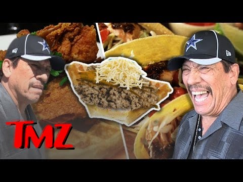 Danny Trejo Opening His Own Taco Joint! | TMZ 1