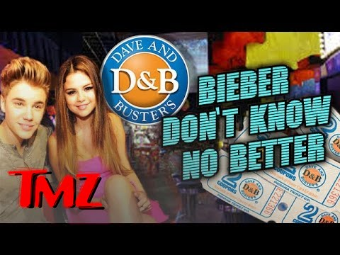 Justin Bieber Scores a Police Investigation at Dave and Buster's. | TMZ 3