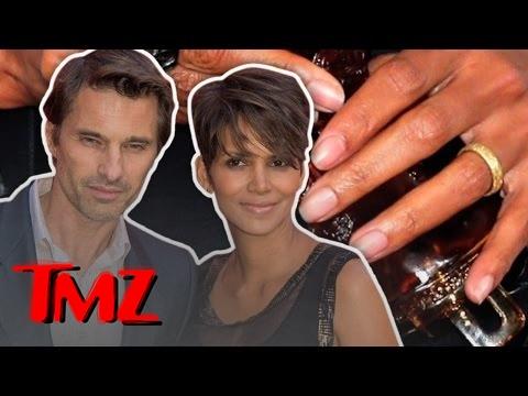 Halle Berry Shoots Down Divorce Rumors! | TMZ 5
