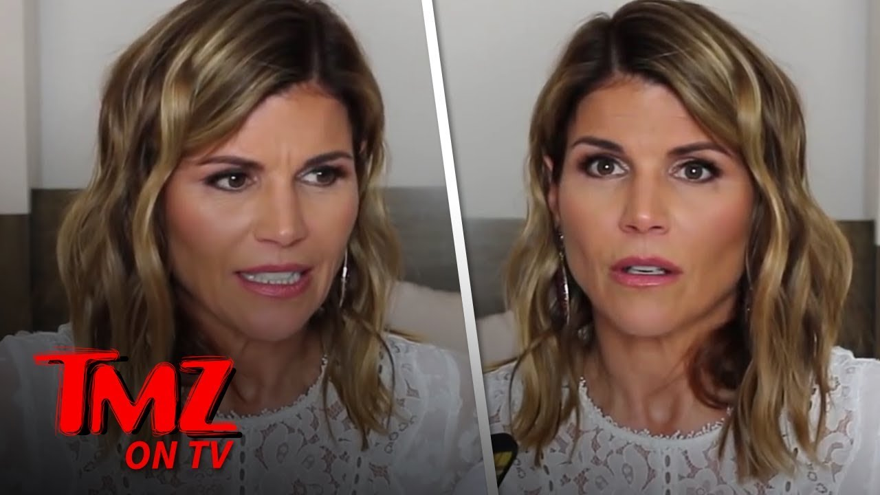 Lori Loughlin Banished From Hollywood | TMZ TV 5