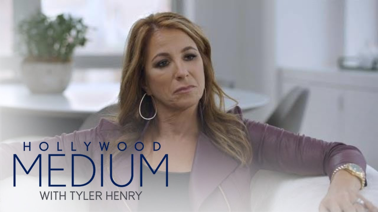 Jill Zarin's First Reading Since Her Husband Bobby Passed | Hollywood Medium with Tyler Henry | E! 4
