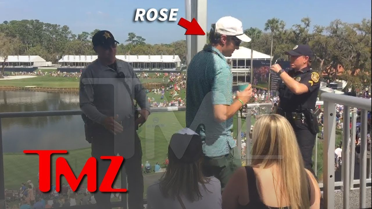 'Southern Charm' Star Shep Rose Got Booted from PGA VIP Tent | TMZ 4