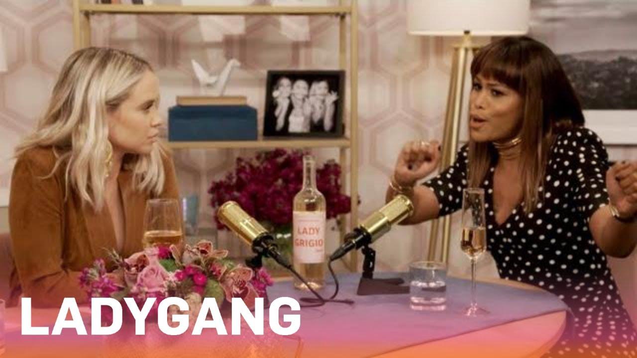 Eve Has Experience With Wedding Drama | LadyGang | E! 5