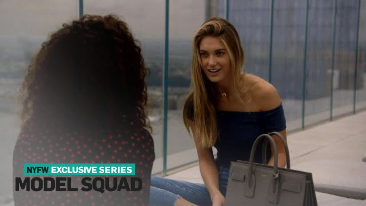Caroline Lowe Reveals She Wants to Be a Young Mom   Model Squad   E! 3