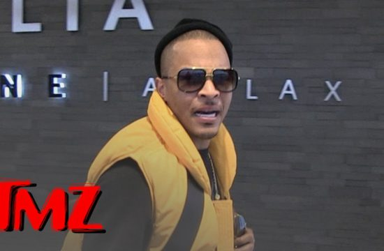 Watch T.I.'s Excitement at Our Donald Trump Question/Mistake | TMZ 8