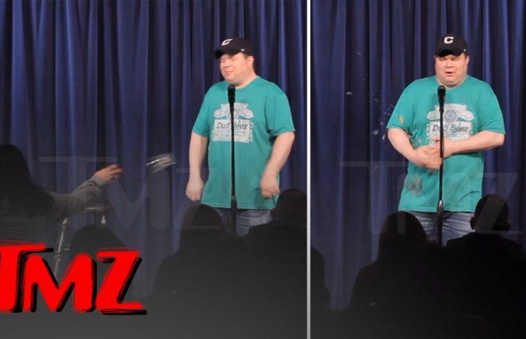 Comedian John Caparulo Attacked By Trump Supporter   TMZ 1