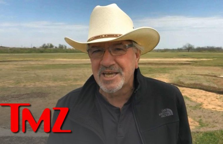 Artist Behind Beto Crop Circle Wants To Party With Beto   TMZ 1