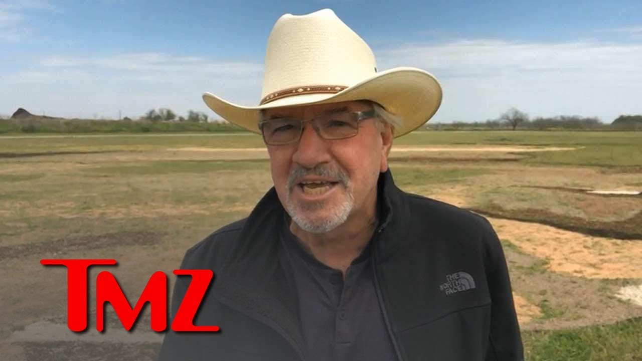 Artist Behind Beto Crop Circle Wants To Party With Beto | TMZ 4
