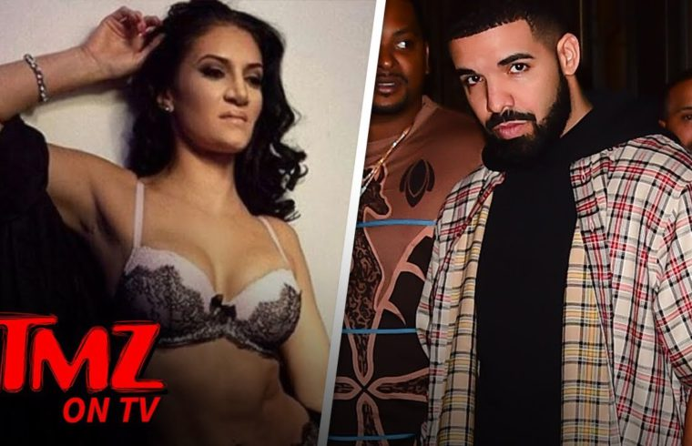 Drake's Baby Mama's Dinner Video with Look-Alike a Calculated Clout Move   TMZ TV 1