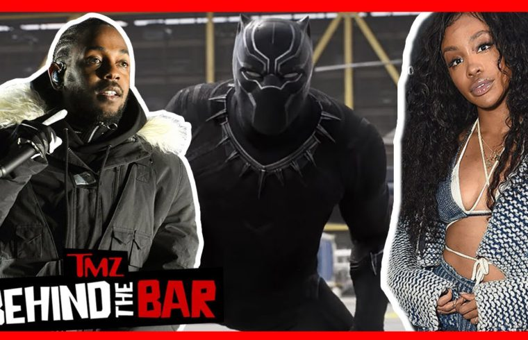 Black Panther: How One Artist Is Clawing Back at Hollywood's Biggest Hit | Behind The Bar 1