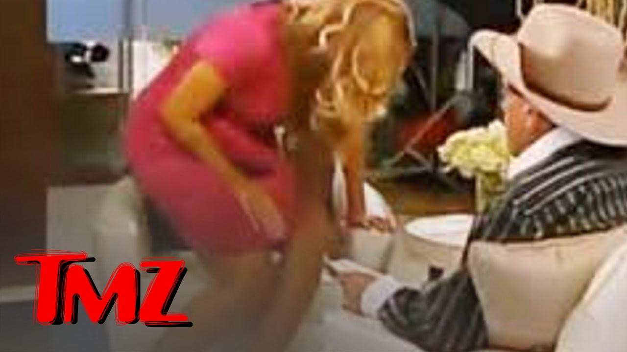 Beyonce Video Fuels Fake Pregnancy Controversy | TMZ 4
