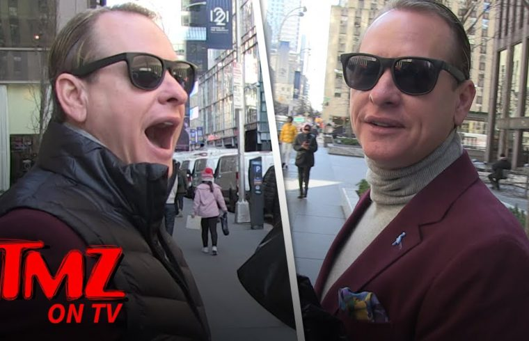 Carson Kressley Breaking Stereotypes! | TMZ TV 1