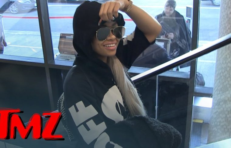 Blac Chyna -- I'm Down With Rob And He's Down with Meat | TMZ 1