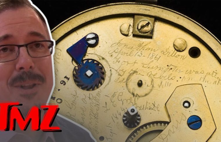 'Breaking Bad' Creator Vince Gilligan Gets Meth Into The Smithsonian! | TMZ 1