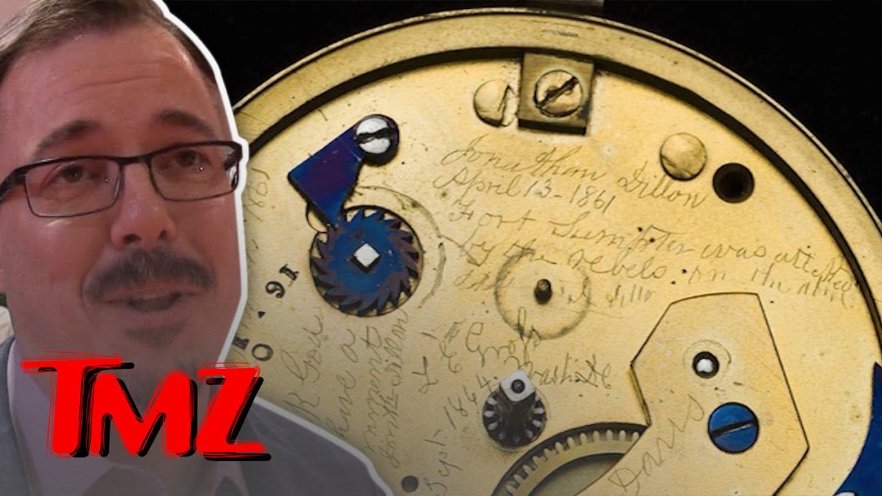'Breaking Bad' Creator Vince Gilligan Gets Meth Into The Smithsonian!   TMZ 4