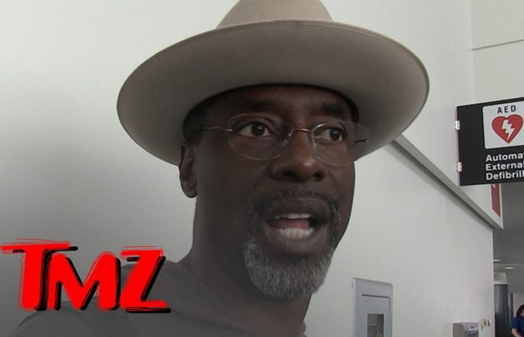 Isaiah Washington Says Terry Crews is Being Railroaded by Hollywood | TMZ 1