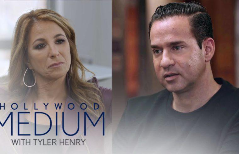 """Hollywood Medium"" Recap (S4 Ep5): Jill Zarin, Carson Kressley & The Situation   E! 1"